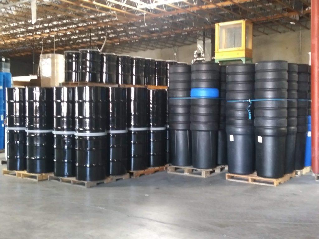 UN Drums - Plastic Drums